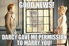 Smh... Mr. Bingley
