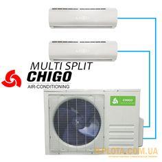 Chigo MULTI-SPLIT FREE MATCH 2017