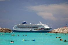 Noregian Sky Bahamas Cruise- Great Stirrup Cay - Cruise Critic Photo Gallery