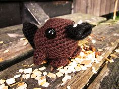 Amigurumi Platypus free crochet pattern | The Sun and the Turtle - Amigurumi patterns and beanies