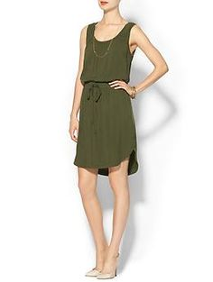Splendid Drawstring Dress | Piperlime | Size M