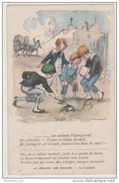 Cartes Postales > Thèmes > Enfants > Cartes humoristiques / poulbot…