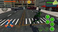 Green Mortal Ring Hero - Android Gameplay