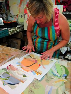 Fiber artist Karin Olah presents her final Lowcountry show   Visual Arts   Charleston City Paper