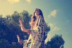 Lady Marshmallow Spring 2012 | Nicole Kotrbova #photography | #bohemian