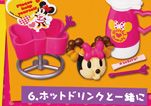 Re-Ment miniature Minnie Lovelove Donuts #6