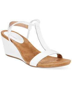 Style&co. Mulan Wedge Sandals