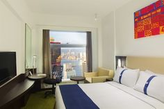 Holiday Inn Express Hong Kong Soho - Hotels.com - Hotel rooms with reviews. Discounts and Deals on 85,000 hotels worldwide
