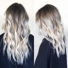 """Becky Miller on Instagram: """"Dimensional blonde @habitsalon"""""""