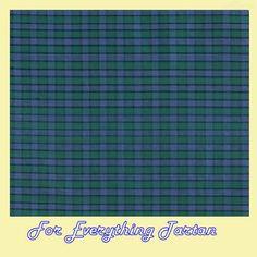 Flower Of Scotland Mini Tartan Dupion Silk Plaid Fabric Swatch  by JMB7339 - $40.00