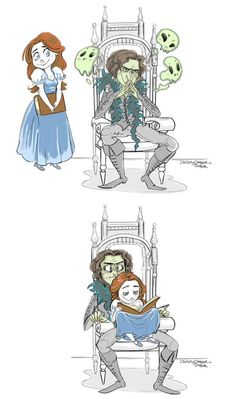 Would laugh obnoxiously loud should this happen in the series Rumbelle Once Upon A Time