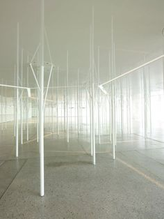 Anouk Vogel Table leg, Contemporary art Centre Vilnius, Lithunia, 2009