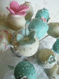 decorate cakepops