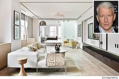 Anderson Cooper's Manhattan Pad Sells for $3.8 Million | AOL Real Estate