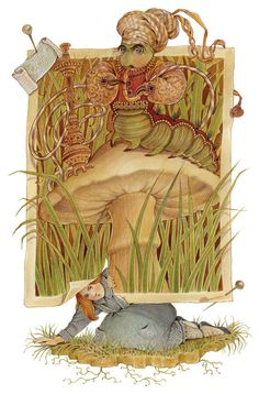 Paola Fratalocchi Ventura — Alice in Wonderland vs. Alice In Wonderland 1, Adventures In Wonderland, Lewis Carroll, Book Illustration, Illustrations, Go Ask Alice, Alice Blue, Alice Madness, Pin Up