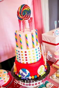 Candy Theme Party
