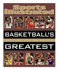 Sports Illustrated: Basketball's Greatest Hardcover