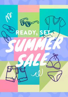 Serious summer vibes alert: TONS of summer styles are on sale now!