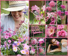 '' My Pink Garden '' by Reyhan Seran Dursun