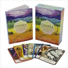 AmazonSmile: Chakra Wisdom Oracle Cards: The Complete Spiritual Toolkit for Transforming Your Life (9781780287515): Tori Hartman: Books