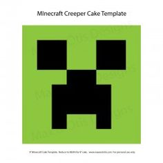 minecraft bookmark template - minecraft creeper template jack pinterest coloring