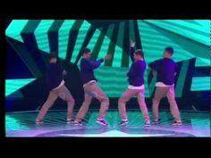 Antics from Birmingham performing on Got to Dance Sky 1