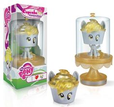 My Little Pony Derpy Hooves Cupcake Keepsakes Series 1 Mini-Figure