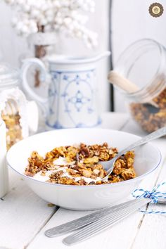 Homemade-granola-Provena