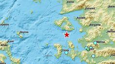 Powerful 6.0 Earthquake Strikes Western Turkey