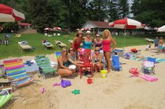 Don't you miss the summer? Red does..  With the Berry Patch B&B of Lebanon, PA