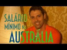 Salário Mínimo na Austrália - EMVB 2013 - Emerson Martins Video Blog