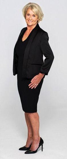 vestidos de festa look all black