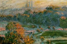 Claude Monet The Tuileries (study) oil painting reproductions for sale