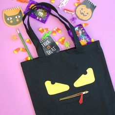 Save yourself $1500 and make this designer inspired tote bag with a few simple materials