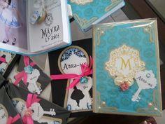 Alice - caderno de  assinaturas