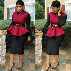 e sure that whatever you're wearing looks good. As someone who is into fashion, being knowledgeable on the exact attire to wear on every occasion adds more credit on your part. African Fashion Designers, African Print Fashion, Africa Fashion, African Attire, African Wear, African Dress, African Style, African Outfits, African Lace