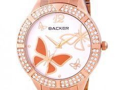 Relógio Feminino Backer 3057113F Analógico - Resistente à Água com as melhores condições você encontra no Magazine Mattoscarvalho. Confira!