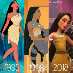 Cinderella Evolution 🏰👠👑 👉Please give credit when reposting as these are my edits! Princess Pocahontas, Disney Pocahontas, Disney Pixar, Disney Characters, Disney Princesses, Grandmother Willow, Evolution, Cinderella, Animation