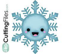 Snowflake - free SVG Cutting file!