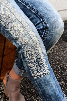 Latest Free of Charge Denim Craft DIY Trend Council Popular I enjoy Jeans ! And a lot more I like to sew my own Jeans. Next Jeans Sew Along I am planning to d Diy Jeans, Jeans Refashion, Men's Jeans, Jeans Size, Skinny Jeans Style, Skinny Men, Skinny Pants, Denim And Lace, Refashioned Clothes