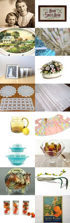 Home Sweet Home by Dot on Etsy--Pinned+with+TreasuryPin.com