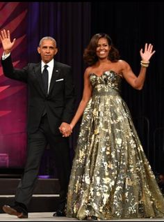 #44thPresident #BarackObama and #FirsyLady #MichelleObama attended the Phoenix Awards Dinner in September 2013 #ObamaHistory #ObamaLibrary #ObamaFoundation Obama.org