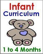 Infant Activity Lesson Plans: These are for SALE but they have great ideas on sample plan!