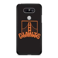 San Francisco Giants Art LG G6 Case Dewantary