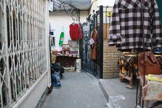 back street islington