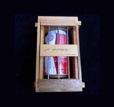 Tajny Blokada Box III - Escape Puzzle Box - Creative Escape pokoje