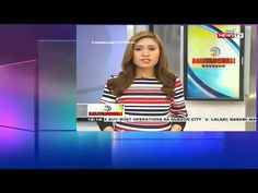 Balitang News Today October 10, 2016 DU30 - WATCH VIDEO HERE: http://www.dutertenewstoday.com/balitang-news-today-october-10-2016-du30/ Balitang News Today October 10 2016 Balitang Tanghali (Balitanghali) (Noontime News) is a portmanteau of the Filipino words balita (news) and tanghalì