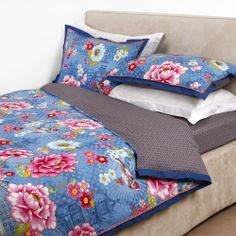 Pip Studio - Chinoise Duvet Set - Blue - Single