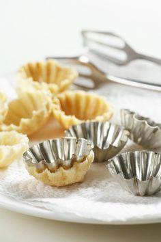 Cestini di parmigiano | Agrodolce