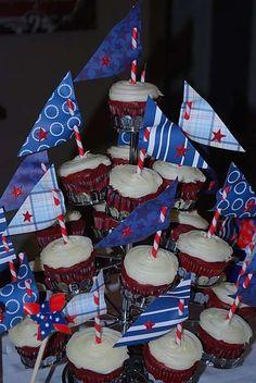 Ahoy!  It's a Boy! | CatchMyParty.com